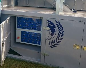 Completion of one of our sand separation systems from design through to fabrication on site at Raglan, South Wales